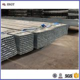 Factory price pre-galvanized steel square tubes ASTM a500