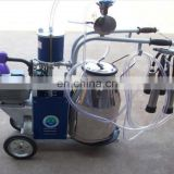 Hot popular automatic cow milker vacuum pump milker can extruding fresh and safe milk for milking