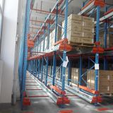 Height 1000-12000mm  Programmable Deep Retrieval System  Warehouse Storage Racks