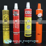 30-35ml Collapsible Aluminum Packaging Tube for (super)glue, Adhesive, Epoxy with Nozzle Mouth