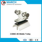 High quality cheaper price festoon cable trolley C30 C32 C40