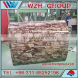 Hot sell color coated galvanized steel coil/ embossed printing metal sheet coil/stone coil