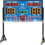 School using ultra bright football stadium LED board