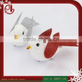 Plastic Bird Decoy For Christmas Party Decoration