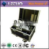 Discount tool case chain hoist rigging aluminum trolley case aluminum flight case with casters