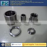 Custom cnc turning ss304 sleeve bushing,cnc machining parts,motorcycle parts                                                                         Quality Choice