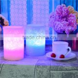 wholesale alibaba led light bar furniture candle paraffin wax