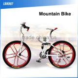 (160429) Hot sale adult fixed gear foldable colorful light weight road bike                                                                         Quality Choice