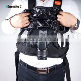 Commlite Multi-functional Rain-proof Camera Carrying Vest Camera Holster for Outdoor Shooting