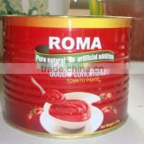 2015 new price for can tomato paste,2200g tomato paste on sale! 28-30% competitive price