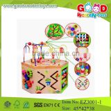 kids beads toys educational string beads toys wooden string beads toys                                                                         Quality Choice