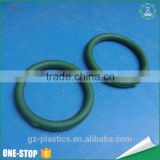 Advanced technology factory custom size and color cheap plastic injection mold pu o ring seals