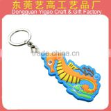 Factory wholesale plastic 2016 fashionable gifts & craft live animal keychain