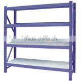 Heavy duty metal storage warehouse pipe rack system