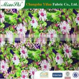 Stripe velour decorator fabric for furniture upholstery made in china
