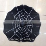 Halloween wing / Halloween party accessories wing/black spider web wing cheap
