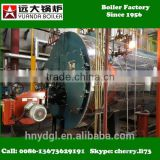 Henan Yuanda 1t/h price 1.0MPa 10kg industrial boiler machinery