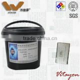Photosensitive anti sandblasting anodizing printing ink for aluminum logo protection logo masking ink