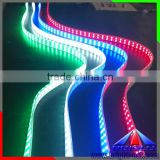 Double rows RGB led strip 5050 SMD 24V