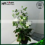 artificial rose flower silk rose tree