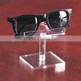 2015 new design clear acrylic eyewear display CD8001 men's fashion eyewear frames CD lady eyewear