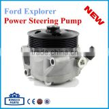 Power steering pump for auto parts ford explorer F7RC3A674BC F77C3A674EARM                                                                         Quality Choice