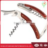 Stainless steel wine opener beer bottle opener with logo                                                                         Quality Choice