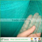 China supplier polypropylene filter mesh /plastic extrusion mesh filter