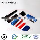 soft PVC stick end hand grips with UL REACH certificates                                                                                                         Supplier's Choice