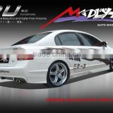 PU body kit for HONDA-06-08-CIVIC-4DR