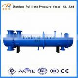 ASME standard threaded pipe tube and shell heat exchanger of pressure vessel Skype: amy88321