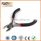 "4.5"" Mini Diagonal Pliers with Bi-color Dipped Handles                                                                         Quality Choice"