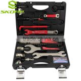 BIKE HAND YC-728 18 Items Bike Tool Box Bicycle Repair Bike Tool Kit
