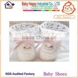 New deisgn crochet baby booties from Shenzhen Baby Happy
