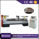 Used lathe machine price , mini wood turing lathe machine , portable lathe machine for sell