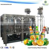 Small economical hot filling/energy drinks/ juice making machine