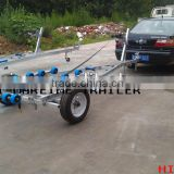 motor boat aluminum Trailer for sale