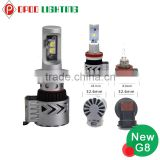G8 6500K XPH50 35W 6000LM H8 led headlight bulb