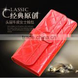 Hot fashion new style leather purse , fashion wallet ,women purse alibaba china direct factory