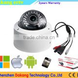 Dakang 1080P Vandal Proof H.265 SONY291 Network IP Dome Camera,Motorized 2.8~12mm Lens,Power Over Ethernet