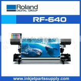Hot sale Roland RF640 printer with Dx7 print head