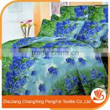 China factory pigment printed polyester 3d bed sheet                                                                         Quality Choice