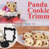 kitchenware cookware equipment dessert product gift toy snacks cutter stamps molds food sweets panda cookie trimmer 76064