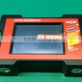 Portable Dual axis digital Angle Meter With Higher Precision Touch Screen
