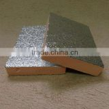 aluminum foil fireproof XPS Foam Insulation sheet