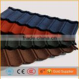 Natural Stone Grains with Resin Material and Plain Roof Tiles Type Slate Roof Tile