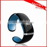 NEW&HOT!! Bluetooth Smart Bracelet OLED Touch screen Mobile Phone Accessory Multi OS Compatiable APP for Android