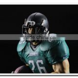 3D Plastic American Football Player Action Figures