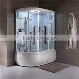 Luxury steam shower room sauna infrared sauna wholesale