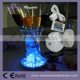 Wedding Table Centerpiece Wholesale LED Martini vase wedding centerpieces led lights crystal For Housing Decoration